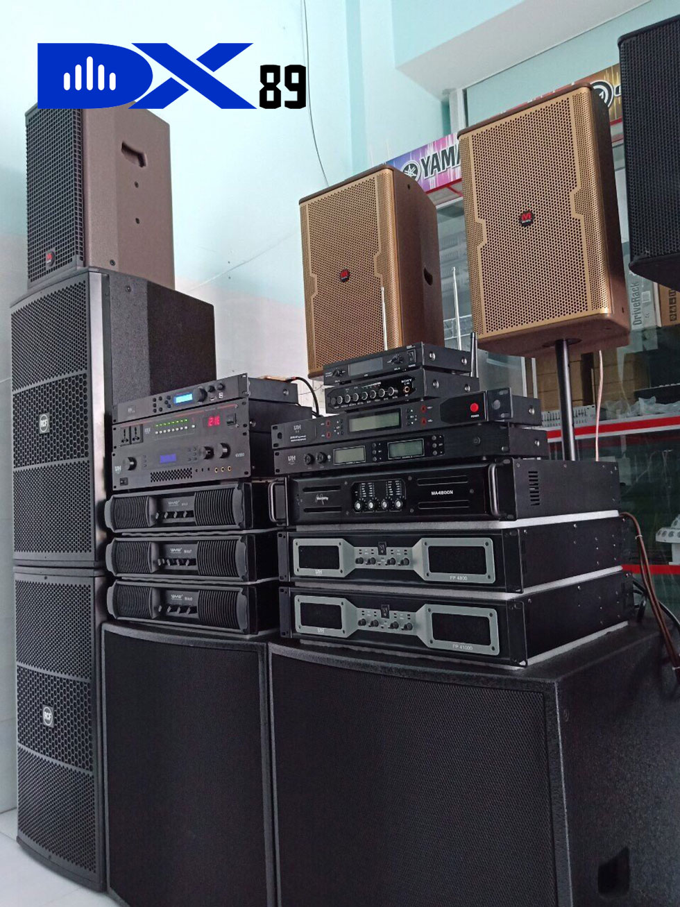 showroom dxaudio